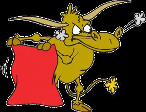 Pixabay - Colère - Grognonne - bull-46368_640